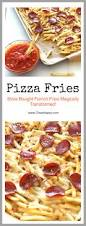pizza fries weeknight dinner smiles chop happy