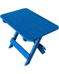 Folding Patio Side Table Hello Winter 99 Recycled Plastic Folding Patio
