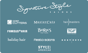 salon gift card gift cards signature style salons