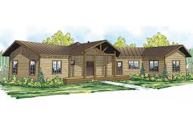 lodge style house plans blue creek 10 564 associated designs