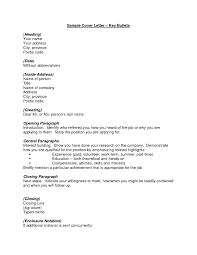 How To Name A Cover Letter Cover Letter Closing Paragraph Examples Gallery Cover Letter Ideas