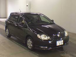 Toyota Corolla 2001 S 2001 Toyota Allex Xs150 S Edition Japanese Used Cars Auction