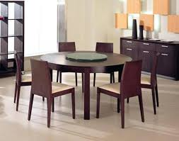 round dining room tables for 6 modern round dining table for 6 acoa2015 com
