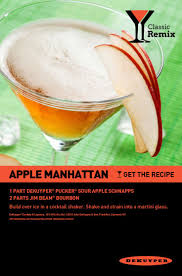 green apple martini bottle 23 best pucker sour apple schnapps cocktails images on pinterest