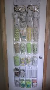 shoe organizer into nursery organizer baby love pinterest