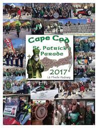 2017 cape cod st patrick u0027s parade by brenda donovan issuu