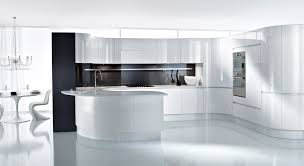 kitchen beautiful white glosssy kitchen cabinet best european