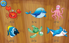 kids sea animals jigsaw puzzle android apps on google play
