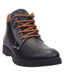 door to door insurance zappy black casual boot men w9v5mhvw