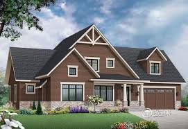 new craftsman home plans new craftsman house photos plan no 3507 v3 by drummond house