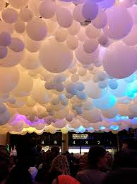 Balloon Ceiling Decor Giant Latex Balloons Ceiling Decor Event Decor Direct Products