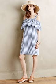 dhani u0027s striped sundress fashionista