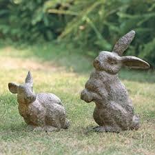 215 best garden bunnies hares images on bunny