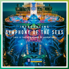 largest cruise ship in the world symphony of the seas the new biggest ship in the world on sale now