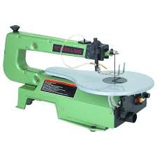 Harbor Freight Rotary Table by 16 In Variable Speed Scroll Saw Wood Turning And Craft