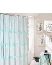 White Lace Shower Curtain by Gingham Shower Curtains Cintinel Com