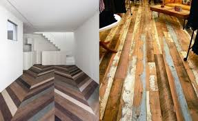reclaimed wood flooring projects