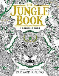 silver dolphin books u2013 jungle book coloring downloadable