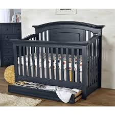 Baby Cache Convertible Crib Baby Cache Harbor 4 In 1 Convertible Crib Navy Mist Baby Cache