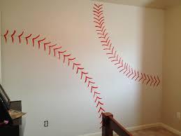 Painted Walls Top 25 Best Baseball Painted Walls Ideas On Pinterest Baseball