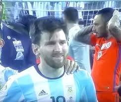 Messi Meme - lionel messi becomes crying meme after argentina s copa america