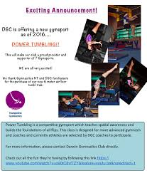 Noredirect by Dgc Power Tumbling