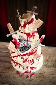 Wedding Cake Games Choccywoccydoodah U0027s Game Of Thrones Red Wedding Cake Shoot