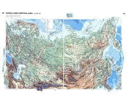Map Of Ussr Maps Of Russia Detailed Map Of Russia In English And Russian