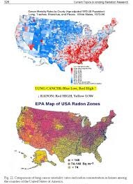 Map If Usa by Nukes Pretty Please Radon Is Not Nearly As Scary As The