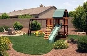 Backyard Playground Slides Playground Equipment For Backyard Foter