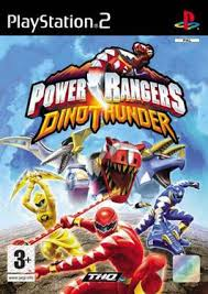 power rangers dino thunder video game
