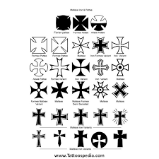celtic iron cross tattoos 2