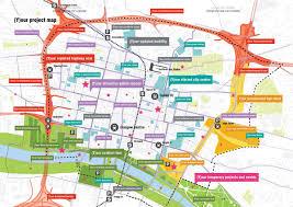 Austin City Council District Map by Mvrdv And Austin Smith Lord U0027s Strategy To Regenerate Glasgow City