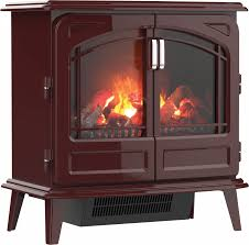 Electric Stove Fireplace Electric Stoves For The Home From Dimplex