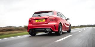 mercedes a class review carwow