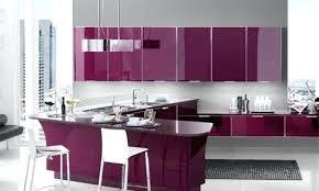 cuisine en violet cuisine couleur violet cuisine violet couleur cuisine gris et violet