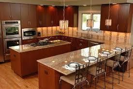 u shaped kitchen island u shaped kitchen with island whitekitchencabinets org