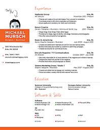 Example Of Resume Doc by Creative Web Design Resumes Ideas