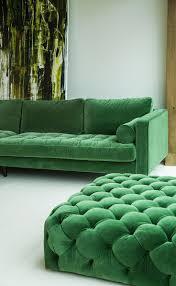 Green Home Decor Green Velvet Sofa U2013 Helpformycredit Com