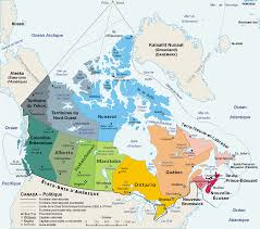 Gulf Of Alaska Map Geographie Kanadas U2013 Wikipedia