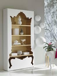 Custom Bookcase Lacquered Custom Bookcase Bookie Bourbon By Polart