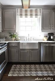 Decor Ideas For Kitchen Best 25 Grey Kitchen Curtains Ideas On Pinterest Kitchen Window