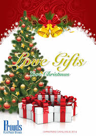 prouds christmas catalogue 2014 by prouds fiji issuu