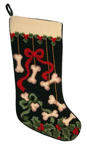 christmas needlepoint snowy dog bones ribbon christmas needlepoint for the