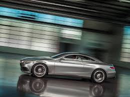 mercedes e class concept mercedes s class coupe concept 2013 picture 14 of 60