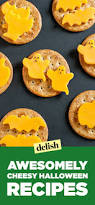 15 cheese recipes for halloween easy halloween cheese ideas