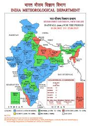 India States Map Six Regions Of India Facing Prospects Of Crop Failure And Drought