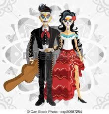 day of the dead wedding wedding of mexican dia de los muertos day of the dead