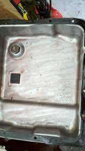 automatic transmission failure after rebuild