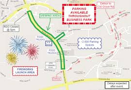 Map Of San Diego County by Fireworks Shows Around North County Plus San Diego 2017 Osidenews